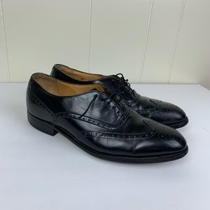 Johnston & Murphy 'Aristocraft' Wingtip Size 10